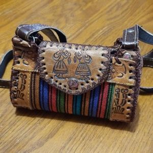 Handbags - Spanish theme purse